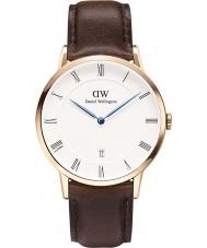 Daniel Wellington DW00100086 Para hombre apuesto de 38 mm Bristol rosa reloj de oro