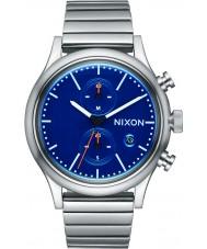 Nixon A1162-307 reloj para hombre de la estación
