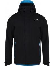 Dare2b DMW371-80035-XXS ii disposición para hombre negro impermeable chaqueta de cáscara - tamaño XXS