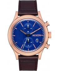Nixon A1163-2629 reloj para hombre de la estación