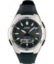 Casio WVA-M640-1AER Para hombre de la onda Ceptor reloj alimentado por energía solar