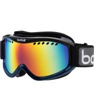 Bolle 21107 Tallar desvanecimiento negro y azul - gafas de sol de esquí