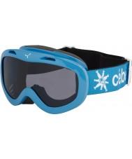 Cebe 1096S147 Jerry cian - gafas de esquí de color gris oscuro