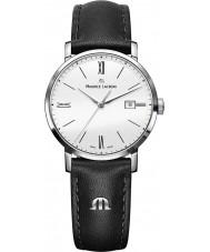 Maurice Lacroix EL1084-SS001-111-1 Damas Eliros reloj de la correa de cuero negro