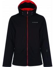 Dare2b DML326-80060-M Para hombre de la chaqueta softshell conciliar negro - talla M