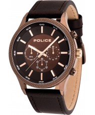 Police 15002JSBN-12 Mens reloj de ritmo