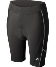 Dare2b DWJ065-80008L Damas estallaron pantalones cortos negros - XXS tamaño (8)