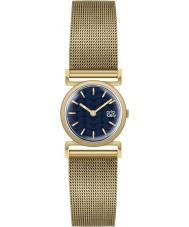 Orla Kiely OK4038 Señoras cecelia malla de oro reloj de la pulsera