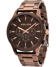 Police 15002JSBN-13M Mens reloj de ritmo