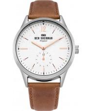 Ben Sherman WB015T Reloj de geo reloj de vinilo para hombre spitalfields
