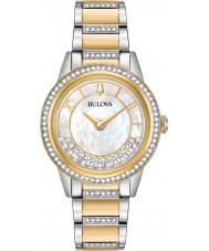 Bulova 98L245 Reloj clásico para mujer