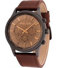 Police 15002JSU-13 Mens reloj de ritmo