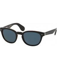 Ralph Lauren Rl8130p colección de 50 herencia top negro sobre Jerry tortuga 5260r5 gafas de sol