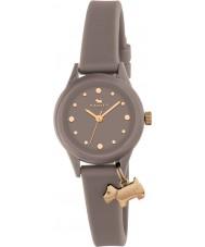 Radley RY2322 Reloj de señoras que! Correa marsupial ver con reflejos de oro rosa