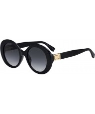 Fendi Ladies ff0293 s 807 9o 52 gafas de sol