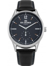 Ben Sherman WB015UB Reloj de geo reloj de vinilo para hombre spitalfields
