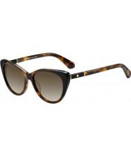 Kate Spade New York Gafas de sol para mujer sherlyn-s 581 ha