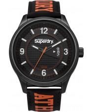 Superdry SYG171BO Mens Yokohama reloj deportivo