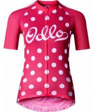 Odlo Camiseta de la bici del paseo de las señoras