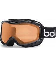 Bolle 20569 Mojo brillante negro - gafas de esquí cítricos