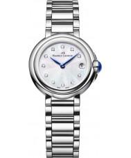 Maurice Lacroix FA1003-SS002-170-1 Damas fiaba reloj de pulsera de acero de plata