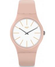 Swatch SUOT102 Reloj de las señoras beigesounds