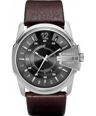 Diesel DZ1206 Mens principal jefe de reloj gris marrón