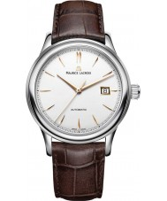 Maurice Lacroix LC6098-SS001-131-2 Mens les classiques reloj automático de color marrón