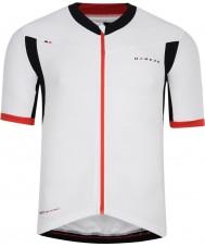 Dare2b DMT130-90070-L blanco para hombre AEP rouleur Jersey - Talla L