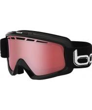 Bolle 21083 Nova II negro brillante - gafas de esquí arma vermillon