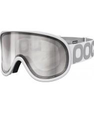 POC PO-74333 gafas de esquí blancos grandes de hidrógeno retina