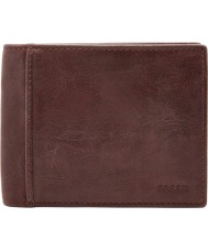 Fossil ML3781200 Billetera para hombre ingram