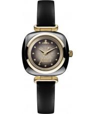 Vivienne Westwood VV141BKBK Señoras beckton reloj
