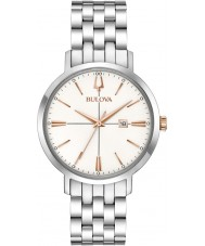 Bulova 98M130 Reloj clásico para mujer