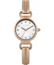 Oasis B1574 Damas se levantaron reloj pulsera de la aleación de oro