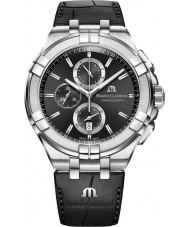 Maurice Lacroix AI1018-SS001-330-1 Para hombre reloj Aikon