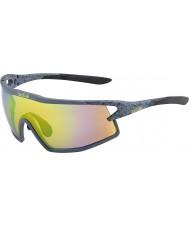 Bolle B-rock mate humo modulador gafas de sol de color marrón esmeralda
