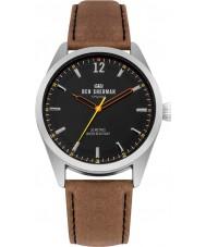 Ben Sherman WB019BT Reloj social spitalfields para hombre