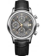 Maurice Lacroix LC6158-SS001-330-1 Mens les classiques reloj cronógrafo automático negro