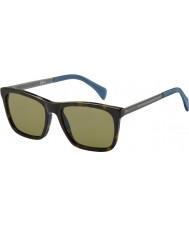 Tommy Hilfiger Mens º 1435-s 0EX gafas de sol oscuras rutenio Habana a6
