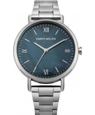 Karen Millen KM159USM Reloj de señoras