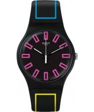Swatch SUOB146 Alrededor de la correa de reloj
