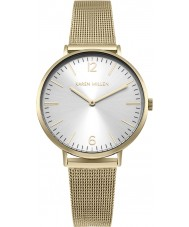 Karen Millen KM163GM Reloj de señoras