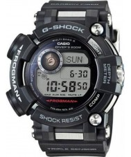 Casio GWF-D1000-1ER de radio para hombre G-SHOCK reloj de la correa de resina negro controlado