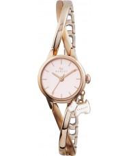 Radley RY4184 Bayer damas chapado en oro rosa reloj del brazalete de la mitad