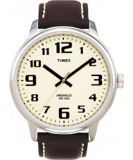 Timex T28201 Mens marrón reloj Easy Reader