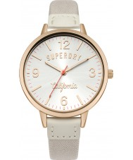 Superdry SYL170CRG reloj de señoras de la salida del sol Ascot