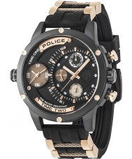Police 14536JSB-02PA Reloj de hombre adder